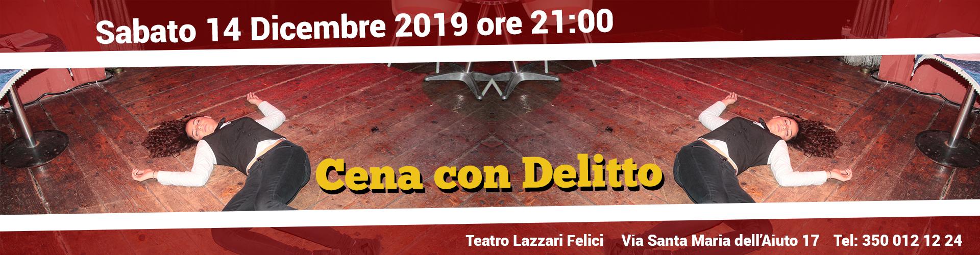 Cena con delitto a Napoli