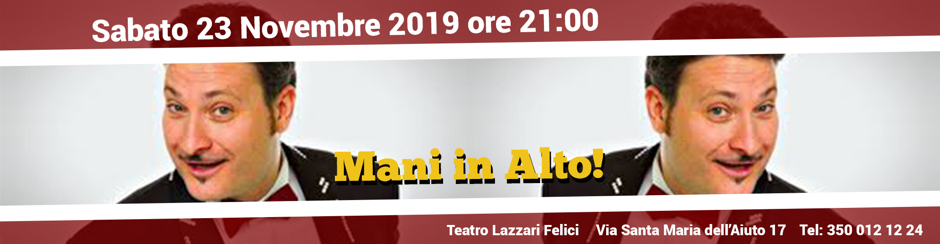 Spettacolo musical teatrale a Napoli